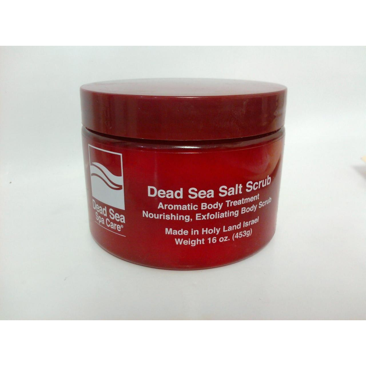 Buy cheap 16 oz Dry Dead Sea Salt Scrub from wholesalers