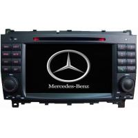 Buy cheap Windows car DVD Benz CLK W209 /Benz CLS W219 from wholesalers