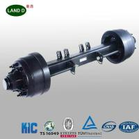 Buy cheap Fuwa Type Axle from wholesalers