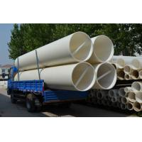 Buy cheap HDPE pipe for water supply and dredging from wholesalers