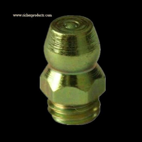 "Quality 1/4""-28 UNF-2A Str.GREASE FITTING for sale"