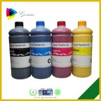 Buy cheap Goosam DTG ink Direct Textile Ink For Epson Stylus Pro R1390 Flatbed Printer from wholesalers