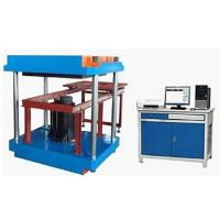 Buy cheap YJW-600 Microcomputer Manhole Cover Pressure Testing Machine from wholesalers