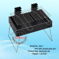 Buy cheap Mini double grids grill from Wholesalers