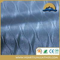 Buy cheap embossed stone wall panels leather decoration from wholesalers