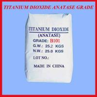 Buy cheap Used for Enamel grade Titanium Dioxide Anatase B101 product