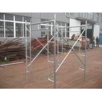 Buy cheap construction walk through scaffolding frame in competitive price product