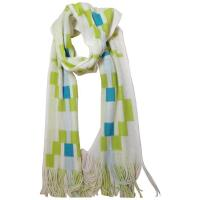 Buy cheap warp knitting scarf product