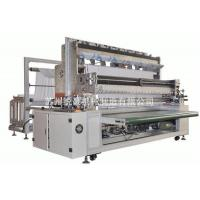 Buy cheap RH-400C Automatic Ultrasonic Cross Slitting Machine from wholesalers