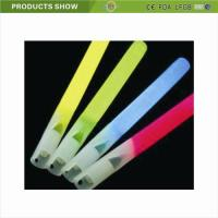 Buy cheap cheaper plastic glow sticks for evening party,Whistle gl... from wholesalers