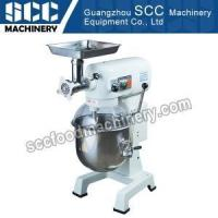 Buy cheap Bakery equipment Commercial Food Mixer with Meat Mincer B20F4 from wholesalers