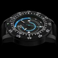 Buy cheap Military Royale Mens Black Metal Rubber Band Army Quartz Watch from wholesalers