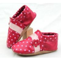 Buy cheap wholesale baby shoes china baby leather moccasins BBLB0875 from wholesalers