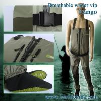 Buy cheap fly fishing breathable wader Trango Zip from wholesalers