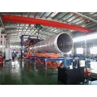 Buy cheap Introduction to CFW Continuous Pipe Filament Winding Machine from wholesalers