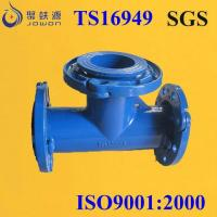 Buy cheap double socket level invert tee with flanged branch from wholesalers