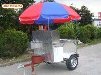 Buy cheap Hot dog cart from wholesalers