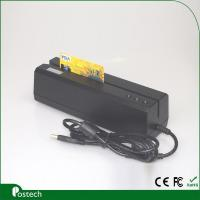 China Magstrip card reader writer product name: MSR606 on sale