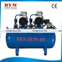 Buy cheap Medical Dental Air air compressor with tank product