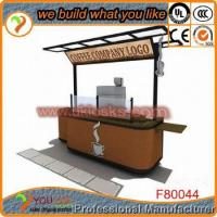 Buy cheap Customize new steel mobile food kiosk for street vending from wholesalers
