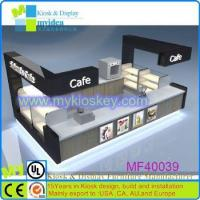 Buy cheap Coffee kiosk/Europe coffee kiosk design/coffee kiosk for sale from wholesalers
