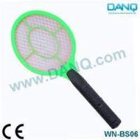 Buy cheap Middle Three Layers 2*AA Batteries Electric Fly Swatter With CE from wholesalers