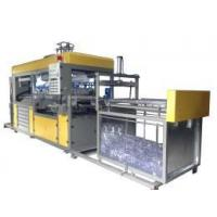 Buy cheap Large Scale Automatic Plastic Vacuum Forming Machine from wholesalers