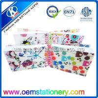 Oem stationery mini spiral notebook with logo printing