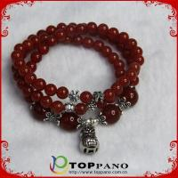 Buy cheap Handmade mala beads wholesale charm bracelet from wholesalers