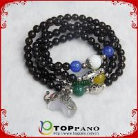 Buy cheap newest fashion amber stone bracelet from wholesalers