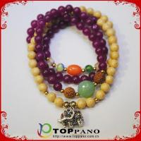 latest buddha bead bracelets hot sale