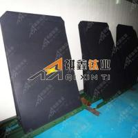 Buy cheap Titanium anode for copper recovery in etching solution from wholesalers