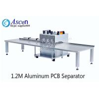 Buy cheap PCB cutting machine V-cut PCB separator from wholesalers