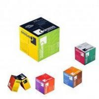 China Magic cube puzzle for Carasso Construction Services on sale