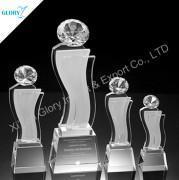 Buy cheap Elegant Optical 3d Laser Crystal Academy Awards from wholesalers