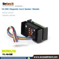 China 43mm mini Magnetic Card Reader Module on sale
