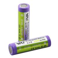 Buy cheap WU IMR High drain 18650 1800mah for LaveTube mods(2pcs) from wholesalers