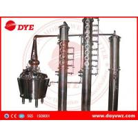 Buy cheap distillation equipment DYE-IV from wholesalers