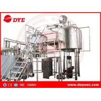 Buy cheap beer brewhouse equipment product