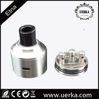 Buy cheap New big vapor atomizer UK-W7-MPS IGO-W Electronic Cigarette Rebuildable dripping atomizer product