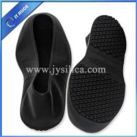 Buy cheap Anti-skid snow shoe cover &dust free workshop eco friendly shoe cover from wholesalers