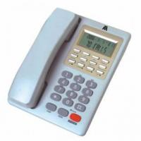 Buy cheap Jumbo caller id phone TM-PA118 from wholesalers