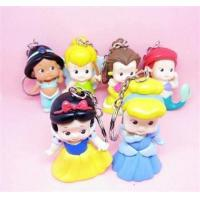 Buy cheap PVC Snow White Keychain Figure Toy from wholesalers