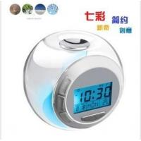 Buy cheap Colorful alarm clock from wholesalers