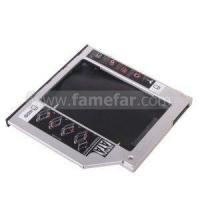 Buy cheap Universal 9.5mm SATA to SATA 2nd HDD Hard Drive Caddy from wholesalers