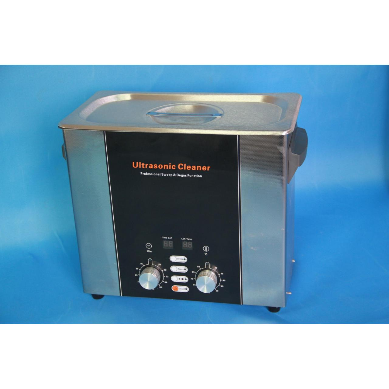 Buy cheap Manual setting Sweep+Degas with timer and heating LED display Ultrasonic Cleaner from wholesalers
