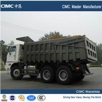 Buy cheap howo sand tipper truck for sale from wholesalers