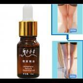 2014 ON SALE very cheap fragrance body slim oil for women