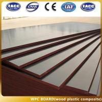 Buy cheap WPC board for Concrete formwork from wholesalers
