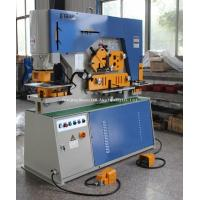 Buy cheap Q35Y Series Universal Multifuction Hydraulic Ironworker Mach from wholesalers